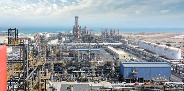 ADNOC Refining Carbon Black & Delayed Coker(CBDC)  Project