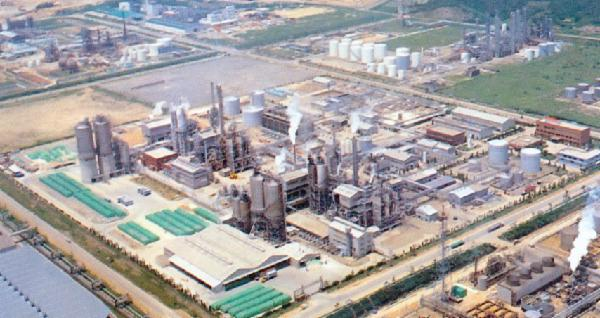 1986.01 Awarded TA/TPA plant from Samsung Petrochemical Corp.